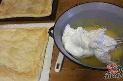 Příprava receptu Nejrychlejší a nejlepší krémeš - FOTOPOSTUP, krok 8