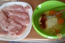 Příprava receptu Křehoučká kuřecí prsa s bramborovou přílohou, krok 2
