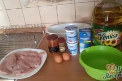 Příprava receptu Křehoučká kuřecí prsa s bramborovou přílohou, krok 1