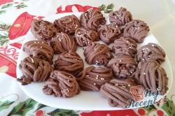 Příprava receptu Kakaová klubka s chutí skořice, krok 7