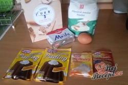 Příprava receptu Kakaová klubka s chutí skořice, krok 1