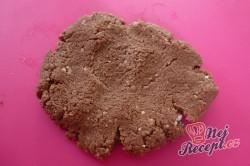 Příprava receptu Banány v tvarohovo čokoládové náplni - FOTOPOSTUP, krok 11