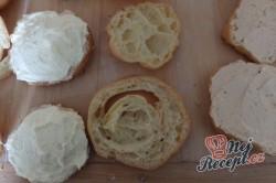 Příprava receptu Nejlepší větrníky s vanilkovým a karamelovým krémem, krok 16