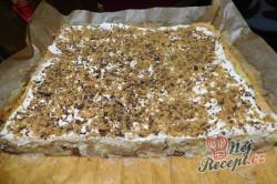 Příprava receptu Macecha řezy - fotopostup, krok 9