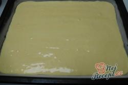 Příprava receptu Pudinkovo-jablkové řezy (FOTOPOSTUP), krok 5