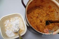 Příprava receptu Pudinkovo-jablkové řezy (FOTOPOSTUP), krok 7