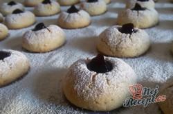 Příprava receptu Křehké sušenky jednoočko, krok 8