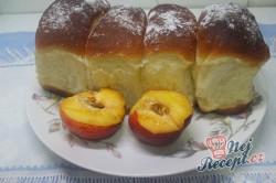 Příprava receptu Pečené povidlové buchty posypané cukrem, krok 8