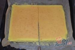 Příprava receptu Vysoký metrový zákusek, krok 6
