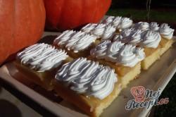 Příprava receptu Sváteční jablečný koláč, krok 9