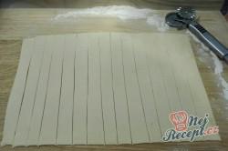 Příprava receptu Domácí křehké trubičky s italským sněhem, krok 1