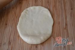 Příprava receptu Domácí sladké pečivo - staré dobré loupačky, krok 3
