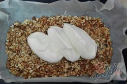 Příprava receptu Nutella dort s banány, krok 3