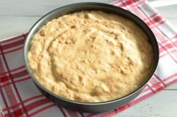 Příprava receptu Zdravější dezert - Mrkvový dort s citronovou polevou, krok 11