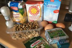 Příprava receptu Exkluzivní dezert téměř bez práce - trdelník na plechu, krok 1