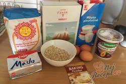 Příprava receptu Vynikající vánoční koláč - Katarína řezy., krok 1