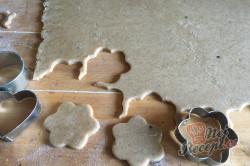 Příprava receptu Měkoučké pardubické perníčky s povidly, krok 7