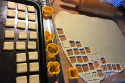 Příprava receptu Fantastické mini šlehačkové cukroví, krok 4