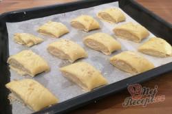 Příprava receptu Ořechové tornádo ze zakysané smetany, krok 8