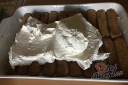 Příprava receptu Nejlepší a nejjednodušší tiramisu, krok 9