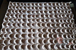 Příprava receptu Šťavnatý koláček s dokonalým čoko krémem, krok 5