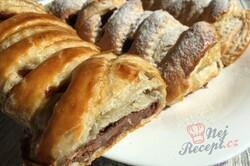 Příprava receptu Expresní čokoládová fantazie v listovém těstě, krok 8