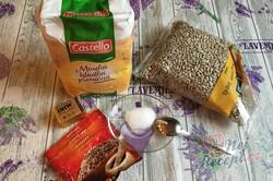 Příprava receptu Extra jemný, křupavý domácí chléb, krok 1