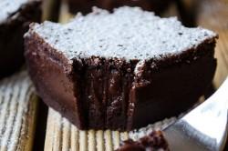 Příprava receptu Magický čokoládový zákusek, krok 2