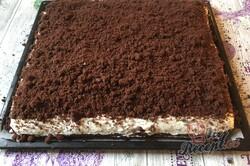 Příprava receptu Poctivý krkův dort - žádný polotovar z krabice, krok 18