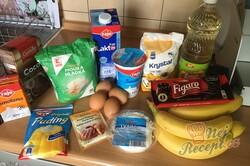 Příprava receptu Poctivý krkův dort - žádný polotovar z krabice, krok 1
