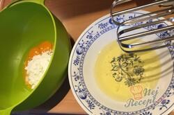 Příprava receptu Pribináček řezy téměř bez práce, které si zamiluje celá rodina, krok 2