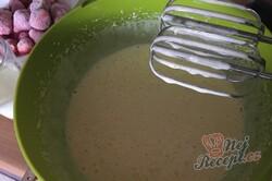 Příprava receptu Jemná tvarohová bublanina jako peříčko, krok 3