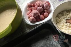 Příprava receptu Jemná tvarohová bublanina jako peříčko, krok 5
