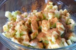 Příprava receptu Mini koláčky plněné jablky se skořicí, krok 2