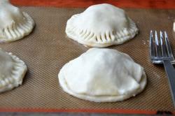 Příprava receptu Mini koláčky plněné jablky se skořicí, krok 5