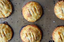 Příprava receptu Mini koláčky plněné jablky se skořicí, krok 6
