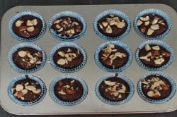 Příprava receptu Nutellové muffiny připravené za 5 minut, krok 5
