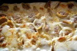 Příprava receptu Plněné mušle, krok 4