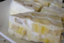 Příprava receptu Dětská pochoutka z krupice a banánů, krok 6