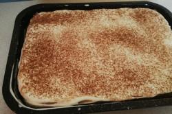 Příprava receptu Famózní caffé řezy, krok 3