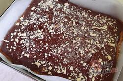 Příprava receptu Jablečné tornado s čokoládou a zakysanou smetanou, krok 2