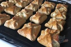 Příprava receptu Křehké taštičky ze zakysané smetany bez kynutí hotové hned, krok 10