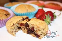 Příprava receptu Zdravé FITNESS muffinky, krok 8