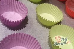 Příprava receptu Zdravé FITNESS muffinky, krok 5