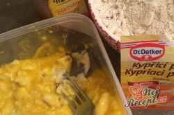 Příprava receptu Zdravé FITNESS muffinky, krok 2