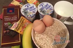 Příprava receptu Zdravé FITNESS muffinky, krok 1
