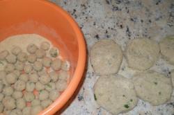 Příprava receptu Karbenátky z cejnů, krok 3