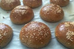 Příprava receptu Nejlepší hamburgerové housky, krok 2