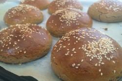 Příprava receptu Nejlepší hamburgerové housky, krok 1