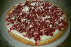 Základní recept na kynuté těsto na koláče a buchty, krok 2